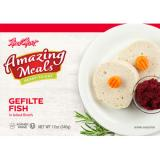 Meal Mart Amazing Meals Gefilte Fish in Jelled Broth 12 oz