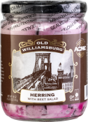 Old Williamsburg Herring Salad With Sliced Beets 18 oz