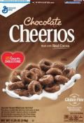 General Mills Chocolate Cheerios 11.25 oz.