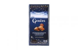 Geneve milk chocolate with nougat filling 3.5 oz