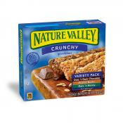 Nature Valley Crunchy Granola Bars Variety Pack 6-(1.49 oz)