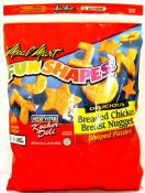 Meal Mart Fun Shapes Breaded Chicken Breats Nuggets 32 oz