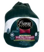Empire Kosher Young Turkey - Approx. 10 to 12 lbs.