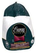 Empire Kosher Young Turkey Breast - Approx. 6 - 8 lbs.