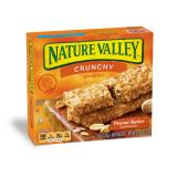 Nature Valley Crunchy Granola Bars Peanut Butter 6-(1.49 oz)