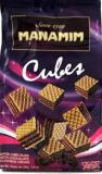 Manamim Cubed Wafers with Chocolate Filling 7.05 oz.