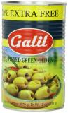 Galil olives green pitted olives 24 oz
