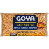 Goya Yellow Split Peas 16 oz