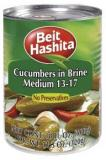 Beit Hashita Cucumbers In Brime Medium 13-17 18 oz