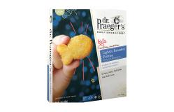 Dr. Praeger's Lightly Breaded Minced Fishies 24 oz