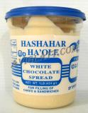 Hashahar Ha ole White Chocolate Spread 16 oz - Dairy