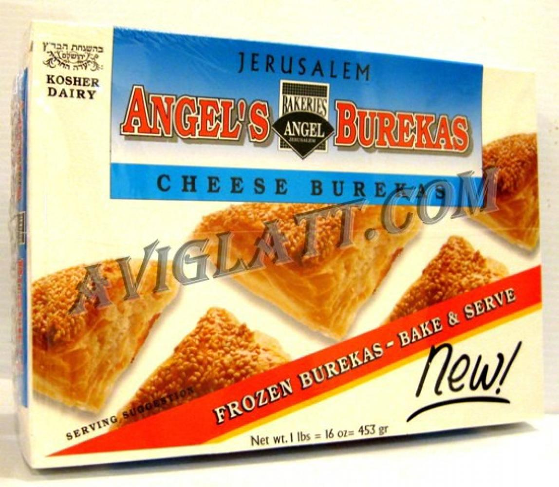 Angel's Cheese Burekas 16 oz