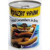 Kvuzat Yavne Pickled Cucumbers in Brine 13 17 Small 19 oz