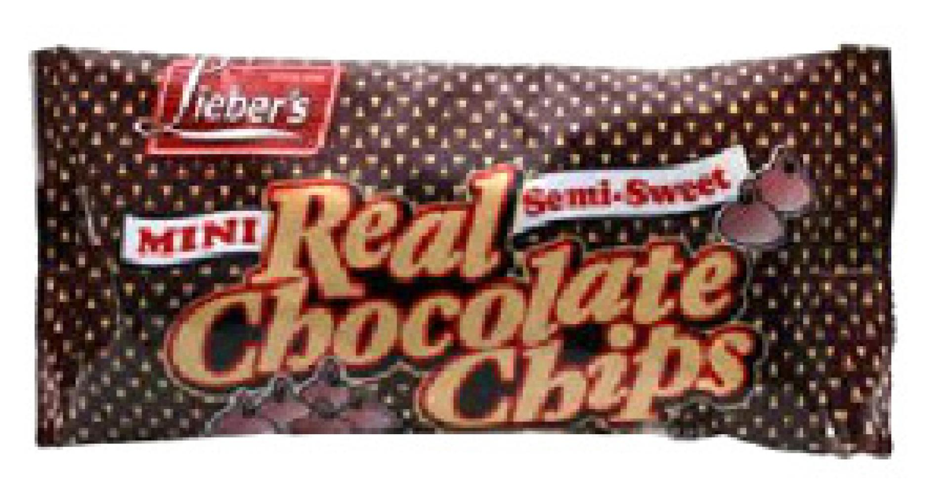 Lieber's Mini Semisweet Chocolate Chips 9 oz