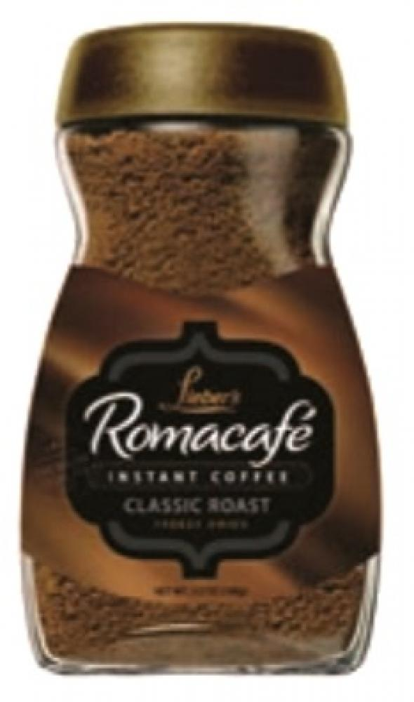 Lieber's Romacafe Instant Freeze Dry Coffee 3.5 oz