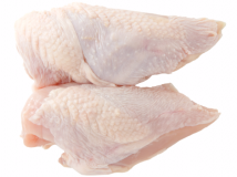 Chicken Breast With bone 2.5lb -pack