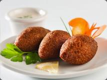 Meat Kibbeh 6 Pieces