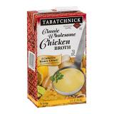 Tabatchnick Classic Wholesome Chicken Broth 32 fl oz