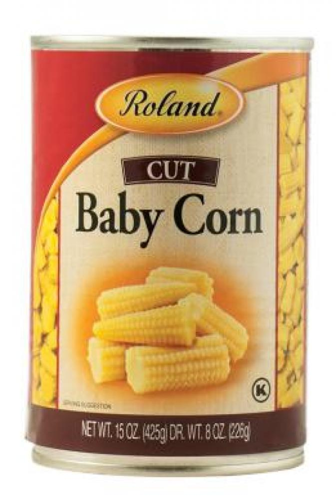 Roland Cut Baby Corn 15 oz