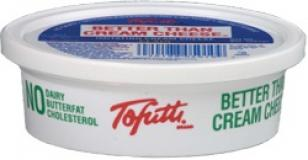Tofutti Better Than Cream Cheese Original Plain 8 oz
