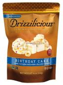 Drizzilicious Birthday Cake Crunchy Drizzle Bites with Rice, Chia, Quinoa & Flax 4 oz