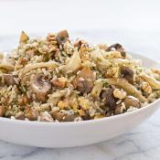 Brown Rice with Mushrooms 6 oz