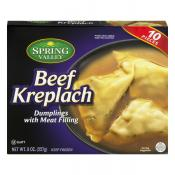 Spring Valley Beef Kreplach 8.8 oz