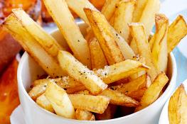 French Fries Serves 10 People