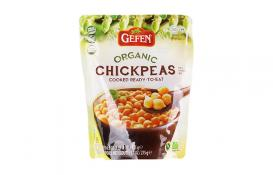 Gefen Organic Chickpeas Cooked Ready to Eat 16.9 oz