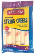 Haolam 100% Natural String Cheese 6 ct