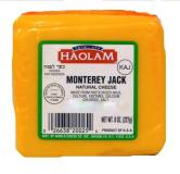 Haolam Monterey Jack Natural Cheese 8 oz