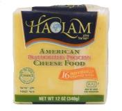 Haolam American Yellow Cheese 16 slices 12 oz