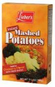 Lieber';s Instant Mashed Potatoes Chicken Flavor with Fried Onions 5.75 oz