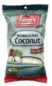 Lieber's Natural Flaked Coconut 4 oz