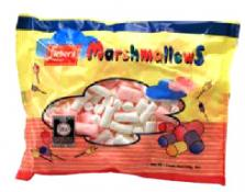 Lieber's Pink & White Mini Marshmallows 5 oz