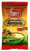 Lieber's Natural Slivered Almonds 8 oz