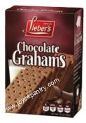 Lieber's Chocolate Grahams 14.4 oz