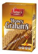 Lieber's Honey Grahams 14.4 oz
