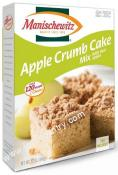 Manischewitz Apple Crumb Cake Mix 12 oz