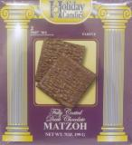 Holiday Candies Fully Coated Dark Chocolate Matzoh 7 oz