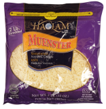 Haolam Shredded Muenster Cheese 32 oz