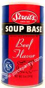 Streit's Soup Base Beef Flavor 5 oz