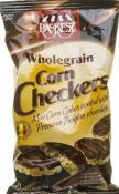 Paskesz Belgian Chocolate Coated Whole Grain Corn Checkers 3.5 oz.