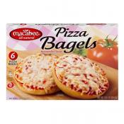Macabee Pizza Bagels 13.5 oz (6 ct)