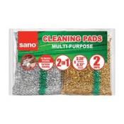 Sano multi-purpose cleaning pads 3.38
