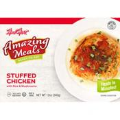 Meal Mart Amazing Meals Stuffed Chicken with Rice & Mushrooms 12 oz