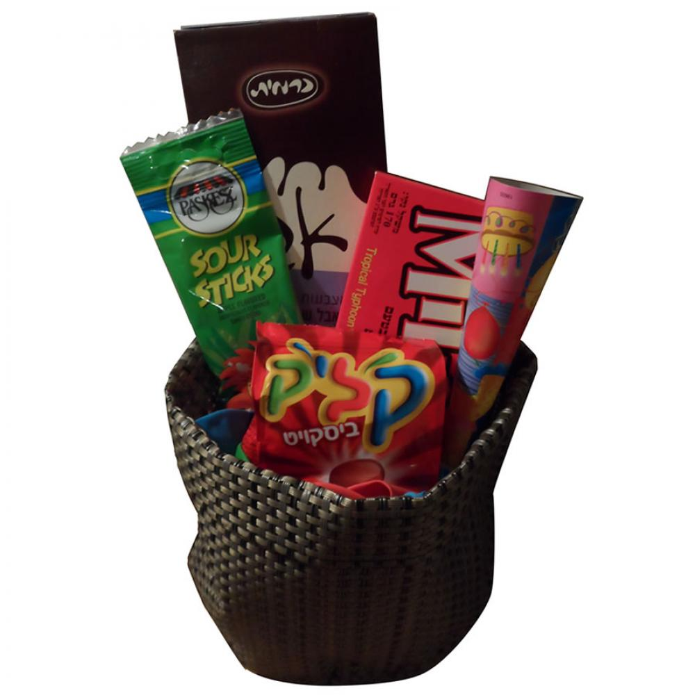 Small Sweets Gift Basket