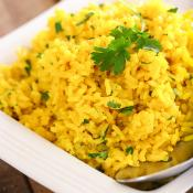 Yellow Rice Serves 12 People